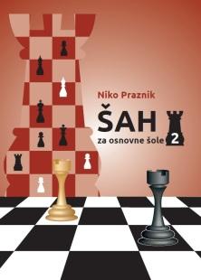 Šah za osnovne šole 2-naslovnica